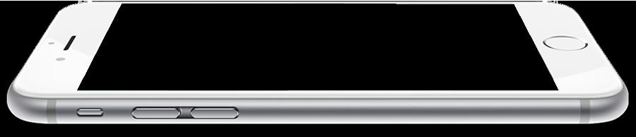 Handy mit Schwarzem Bildschirm für Webentwicklung
